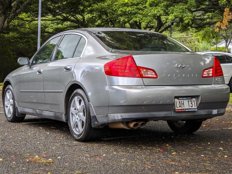 INFINITI G35X 2004 price $4,000