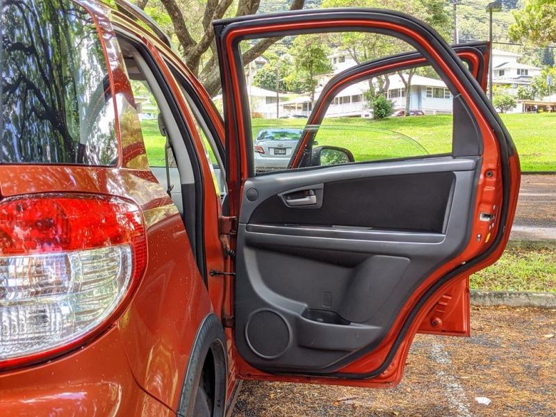 SUZUKI SX4 2009 price $5,903