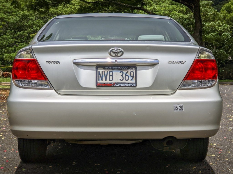 TOYOTA CAMRY 2005 price $4,772