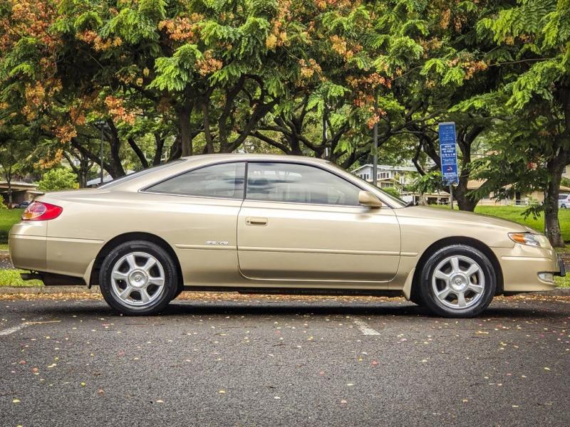 TOYOTA CAMRY SOLARA 2002 price $2,999