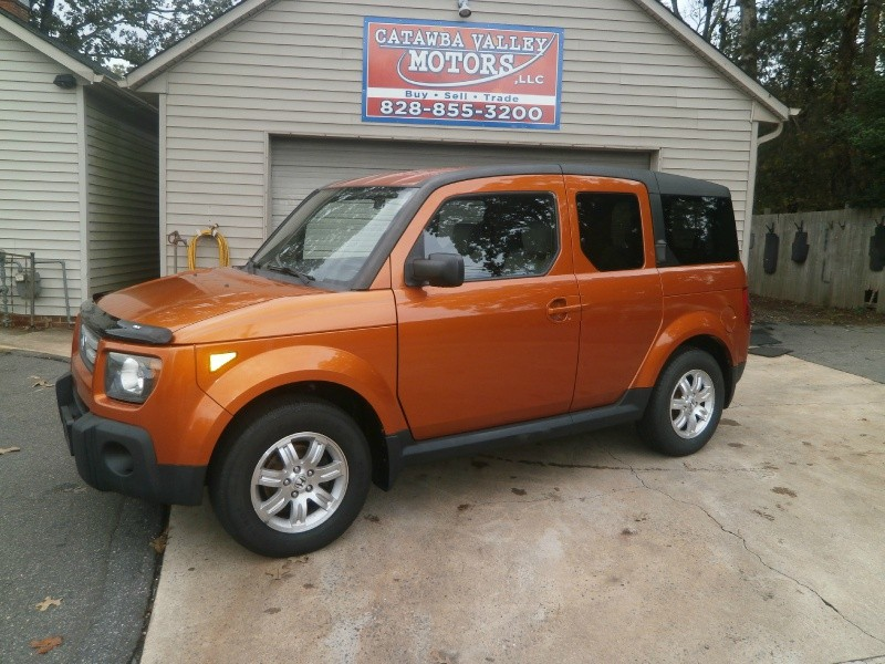 Valley Motor Honda >> 2007 Honda Element 4wd 4dr At Ex Inventory Catawba