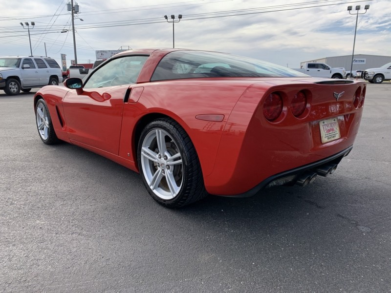 Chevrolet Corvette 2008 price $20,736
