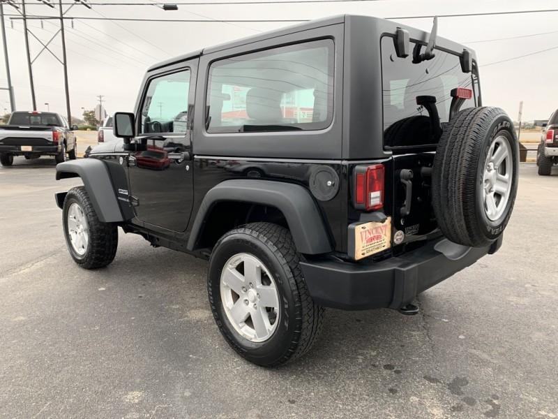 Jeep Wrangler 2014 price $14,956