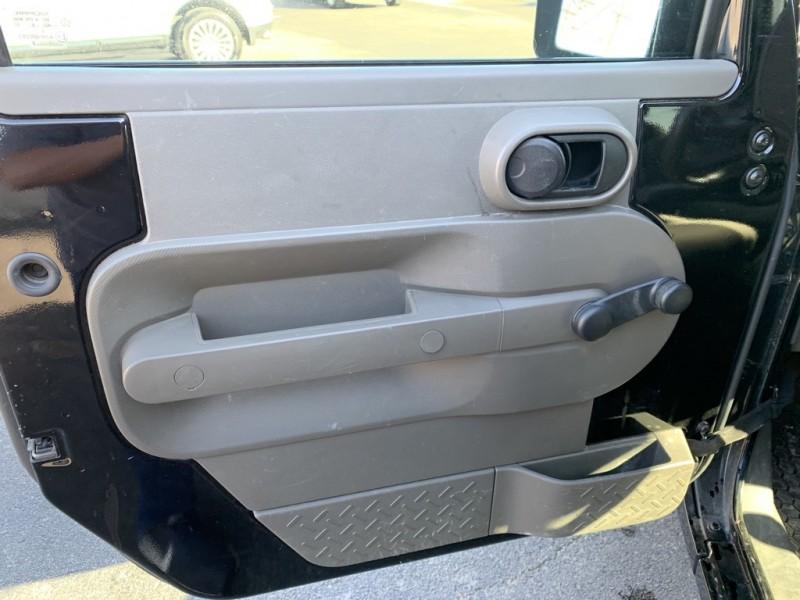 Jeep Wrangler 2007 price $14,952