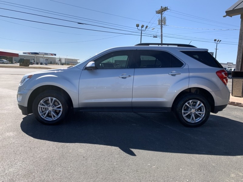 Chevrolet Equinox 2017 price $16,655