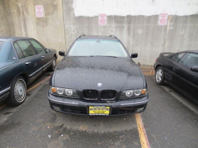 2000 BMW 5-Series Sport Wagon