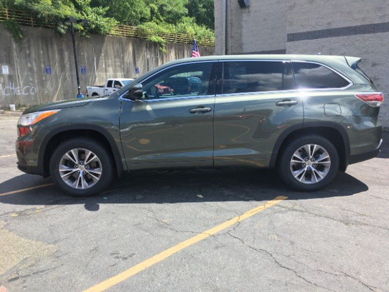 Toyota Highlander 2014 price Call for Pricing.