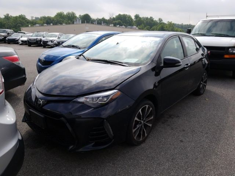 Toyota Corolla 2017 price Call for Pricing..