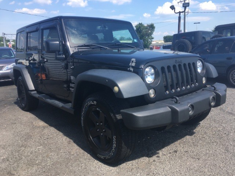 Jeep Wrangler 2014 price Call for Pricing..