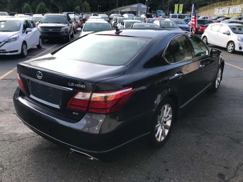 Lexus LS 460 2011 price Call for Pricing.