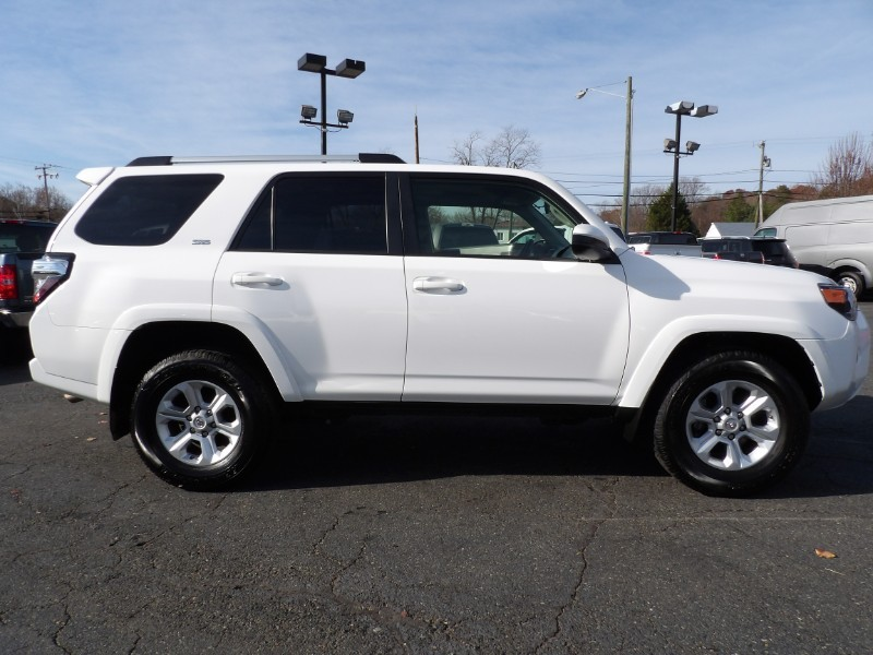 Toyota 4Runner 2019 price Call for pricing