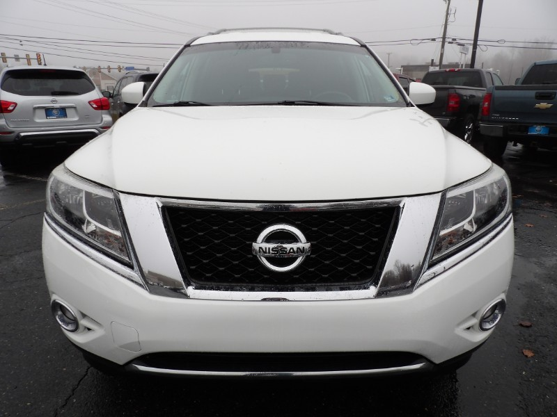 Nissan Pathfinder 2016 price $24,994