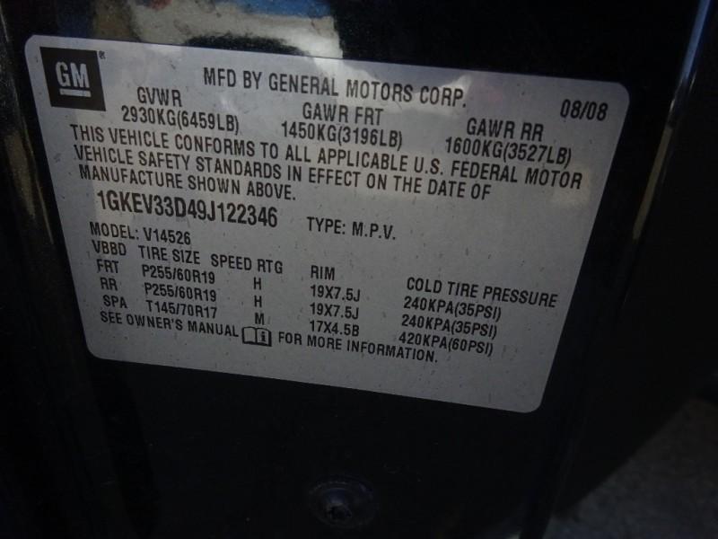 GMC Acadia 2009 price $8,795