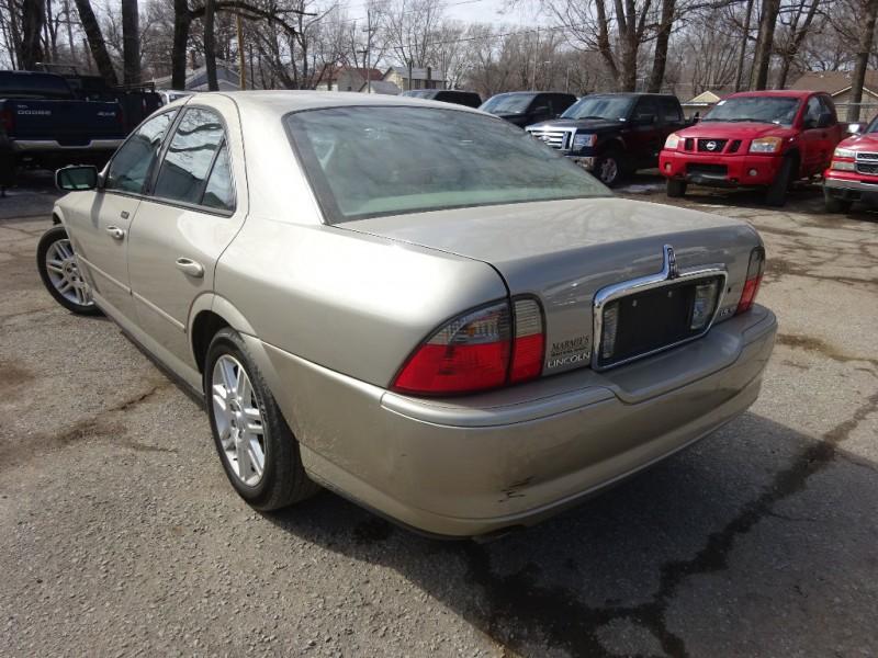 Lincoln LS 2005 price $4,695