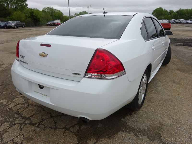 Chevrolet Impala Limited 2014 price $6,995