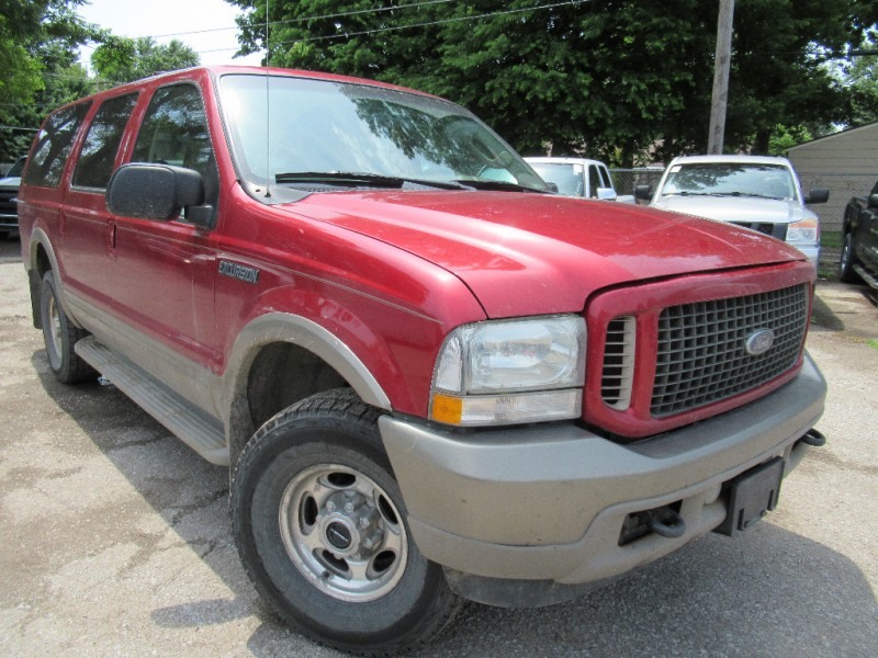 Ford Excursion 2004 price $4,195