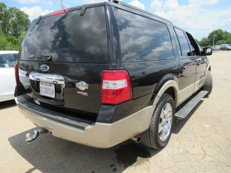 Ford Expedition EL 2008 price $4,395