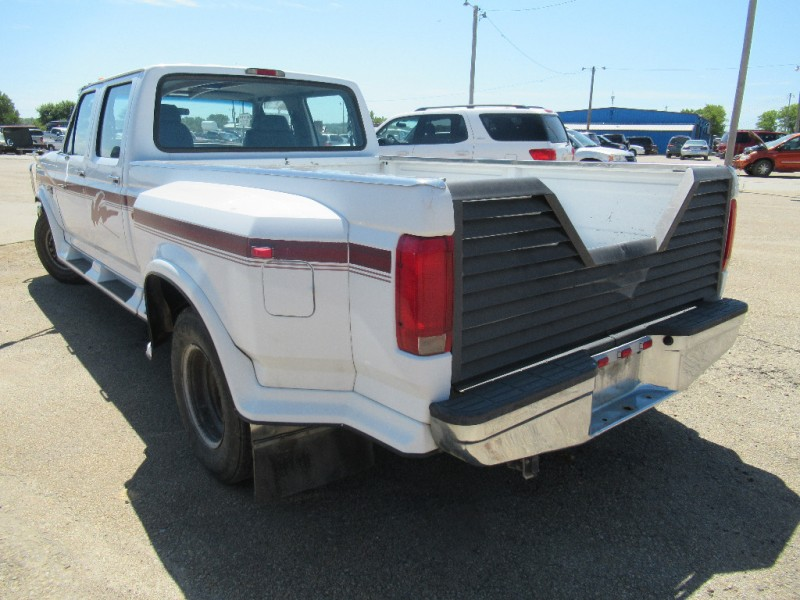 Ford F-350 Crew Cab 1995 price $6,895