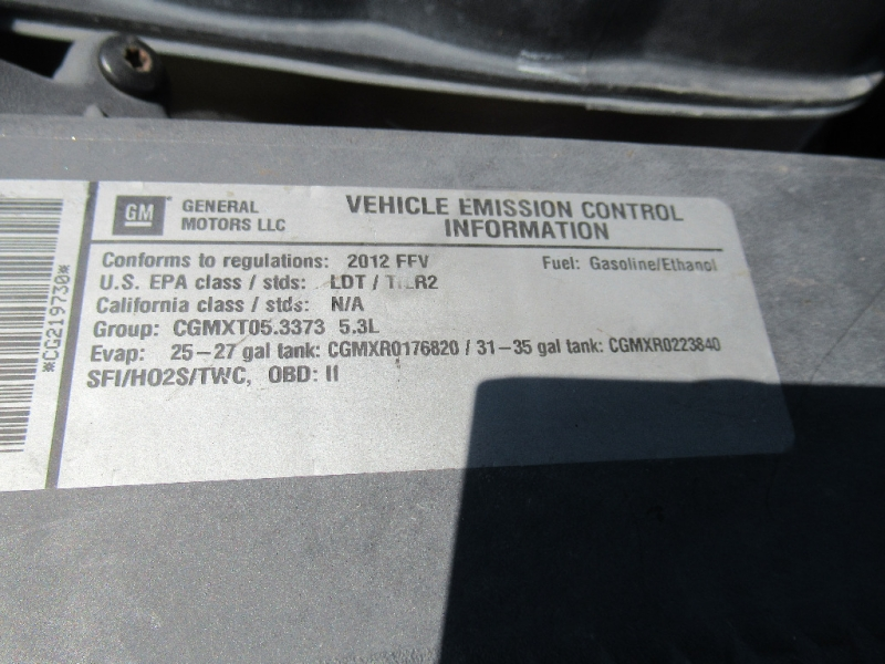 GMC Sierra 1500 2012 price $8,795