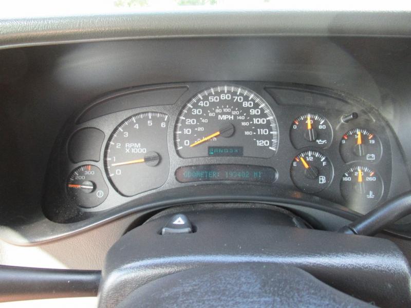 Chevrolet Silverado 2500HD 2005 price $8,695