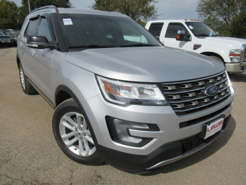 Ford Explorer 2017 price $17,795