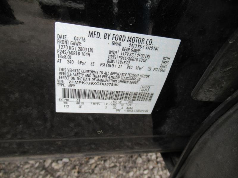 Ford Edge 2016 price $11,995