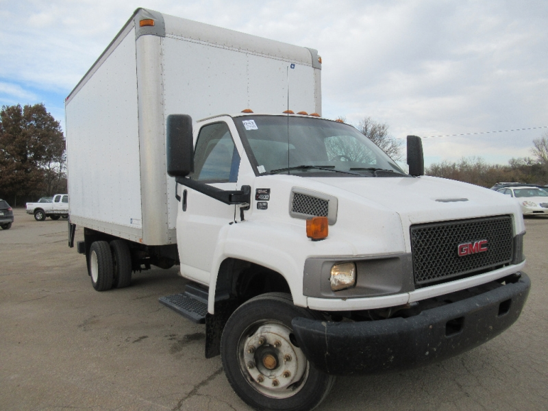 GMC TC4500 2008 price $11,795