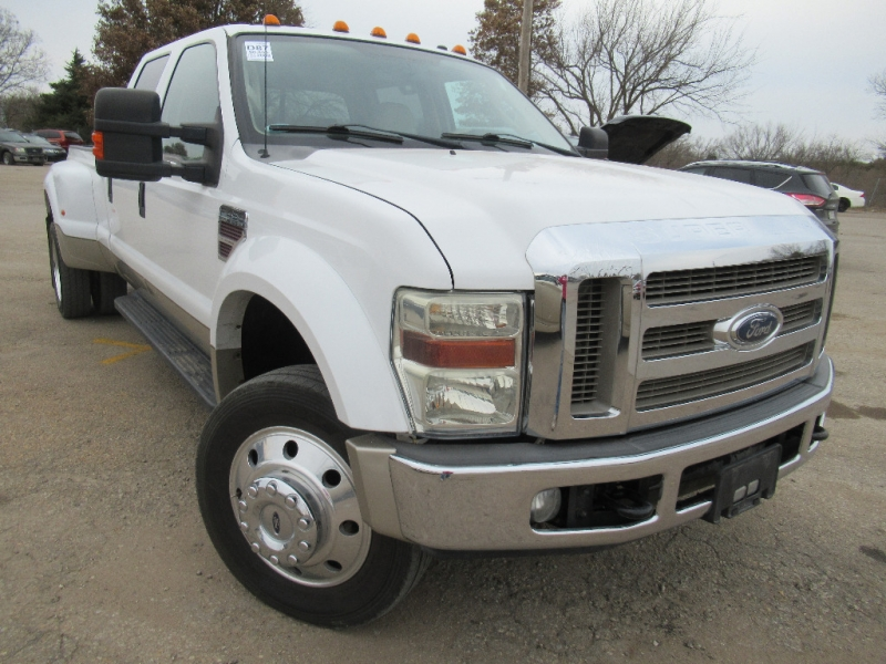 Ford Super Duty F-450 DRW 2008 price $17,995