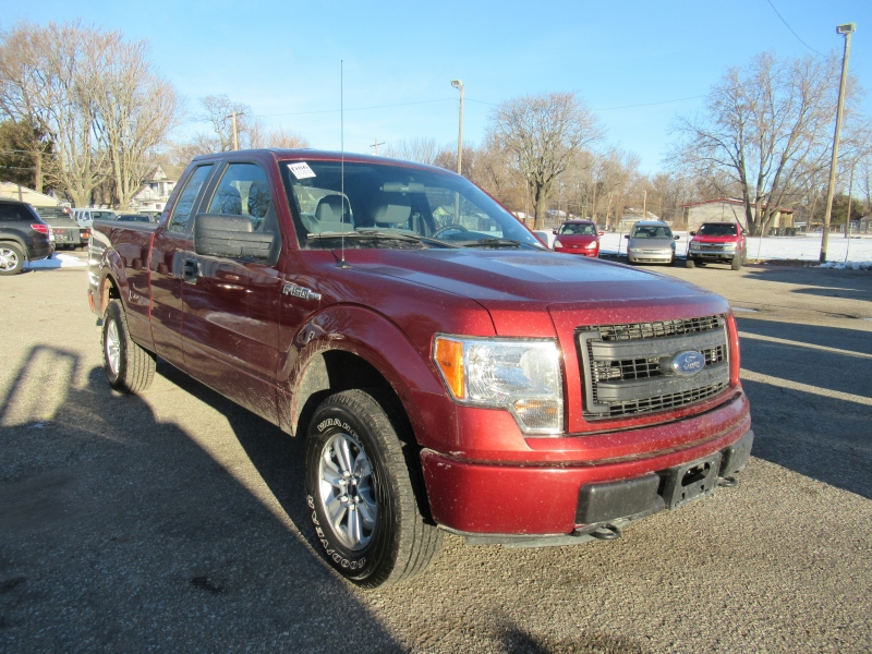 Ford F-150 2014 price $12,795