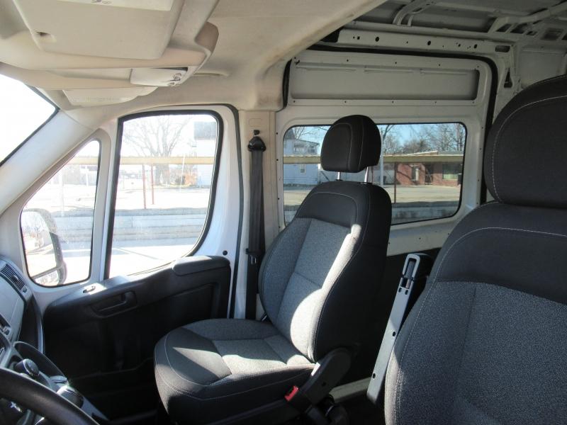 RAM ProMaster Cargo Van 2015 price $16,295