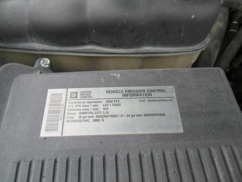 GMC Sierra 1500 2009 price $6,895