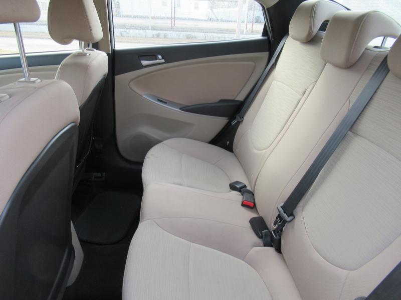 Hyundai Accent 2017 price $10,195