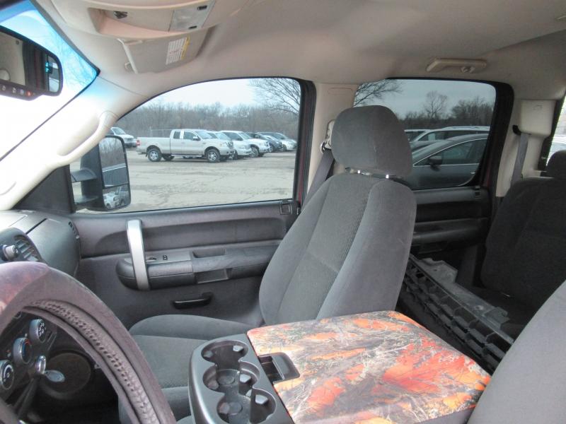 Chevrolet Silverado 2500HD 2008 price $8,095