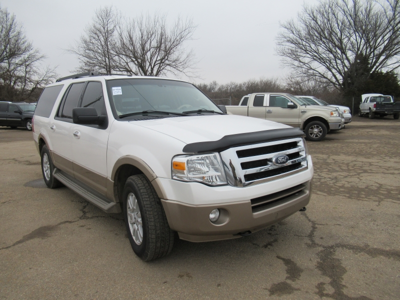 Ford Expedition EL 2014 price $11,095