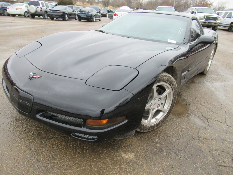 Chevrolet Corvette 2002 price $11,495