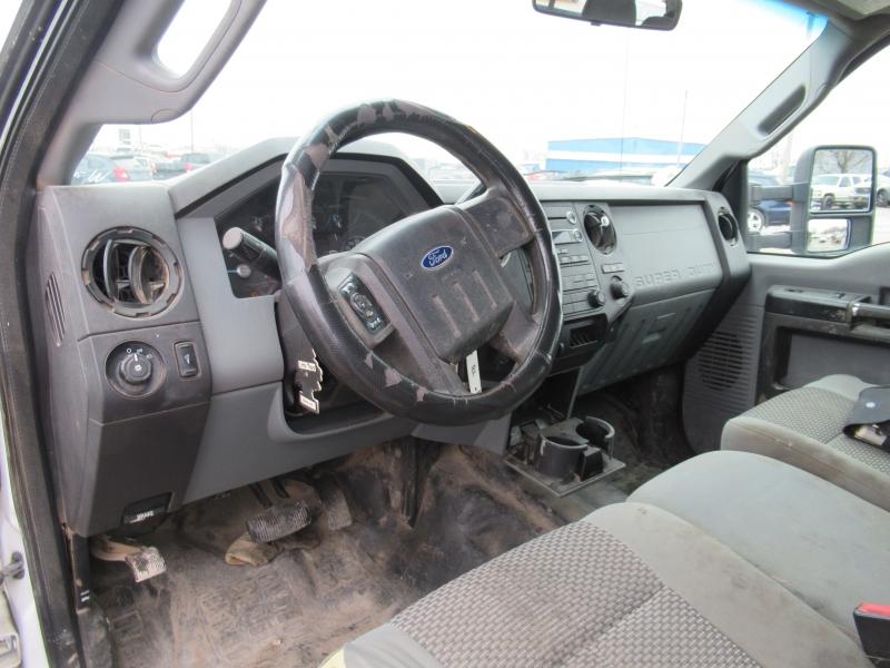 Ford Super Duty F-250 SRW 2012 price $5,195
