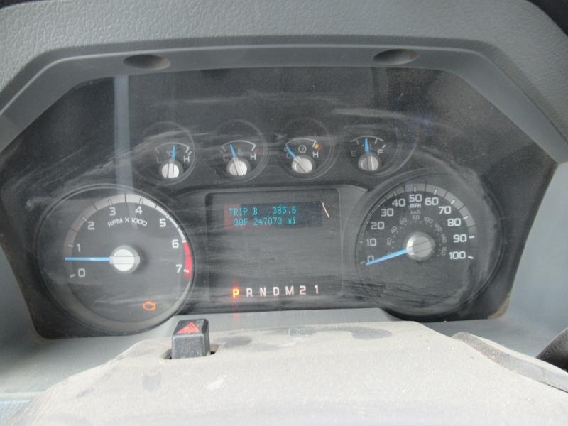 Ford Super Duty F-250 SRW 2012 price $5,895