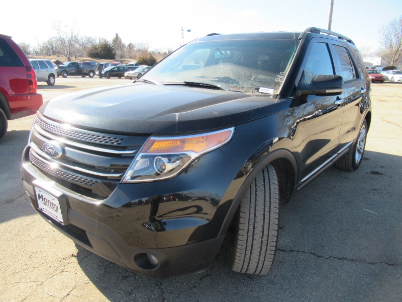 Ford Explorer 2013 price $10,595