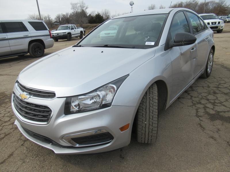 Chevrolet Cruze 2015 price $6,595