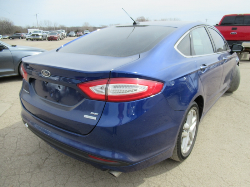 Ford Fusion 2015 price $6,195