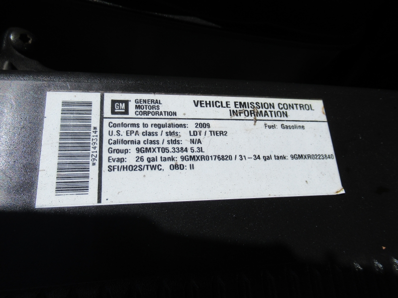 GMC Sierra 1500 2009 price $8,995