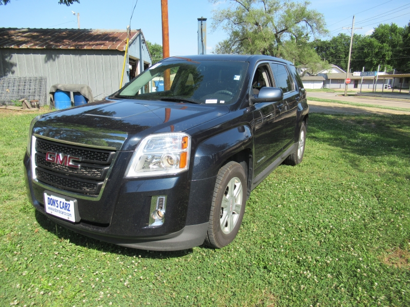 GMC Terrain 2015 price $10,495