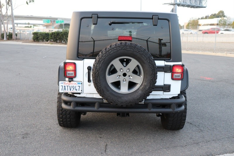 Jeep Wrangler Unlimited 2013 price $27,888
