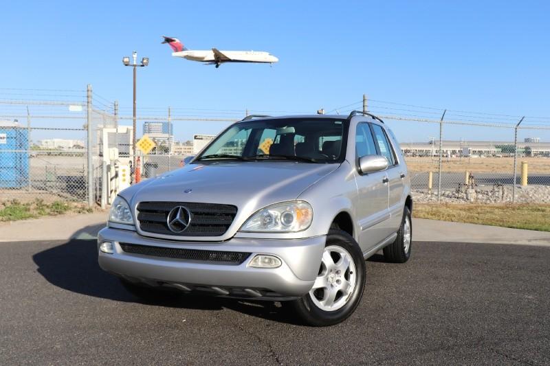 Mercedes-Benz M-Class 2003 price $6,988