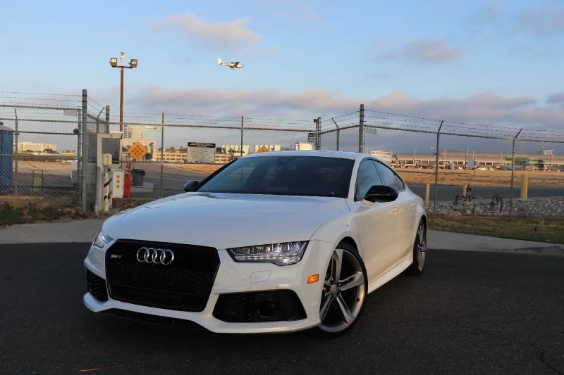 Audi RS 7 2016 price $0