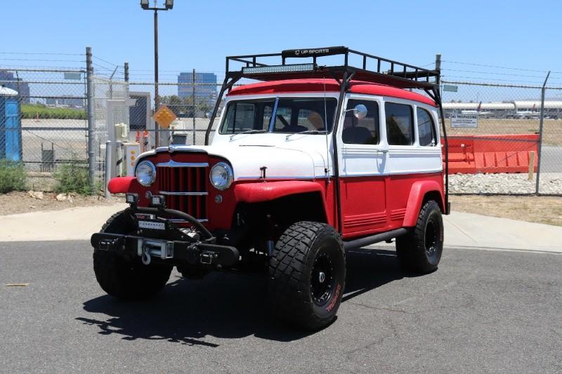 Jeep Wagoneer 1954 price $49,888
