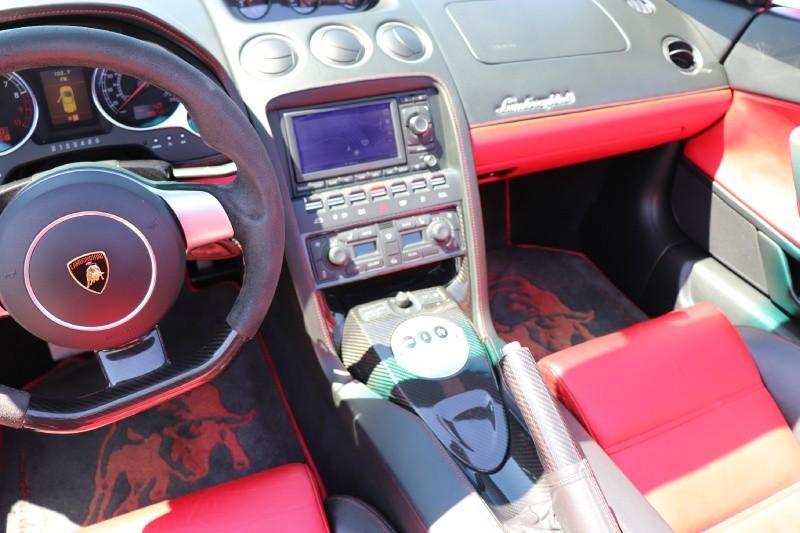 Lamborghini Gallardo 2008 price SOLD