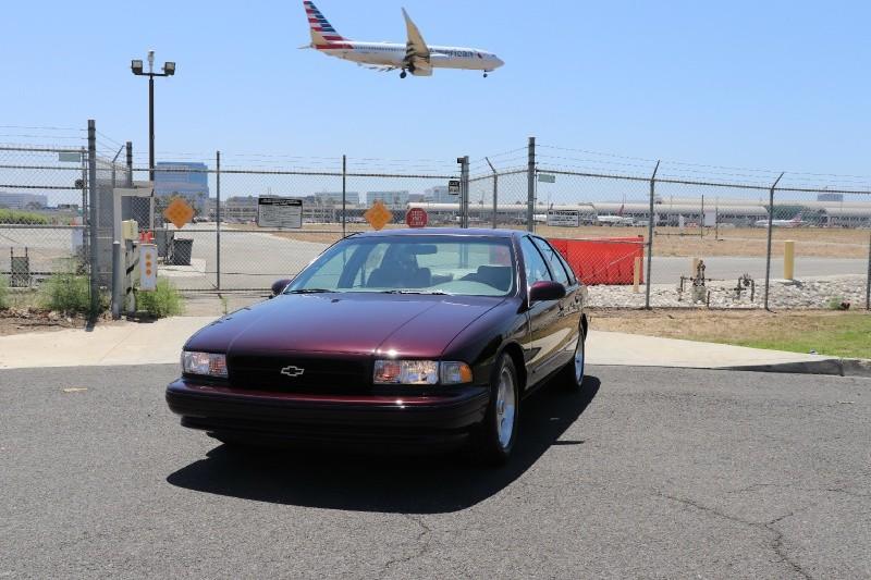 Chevrolet Impala 1996 price $46,888