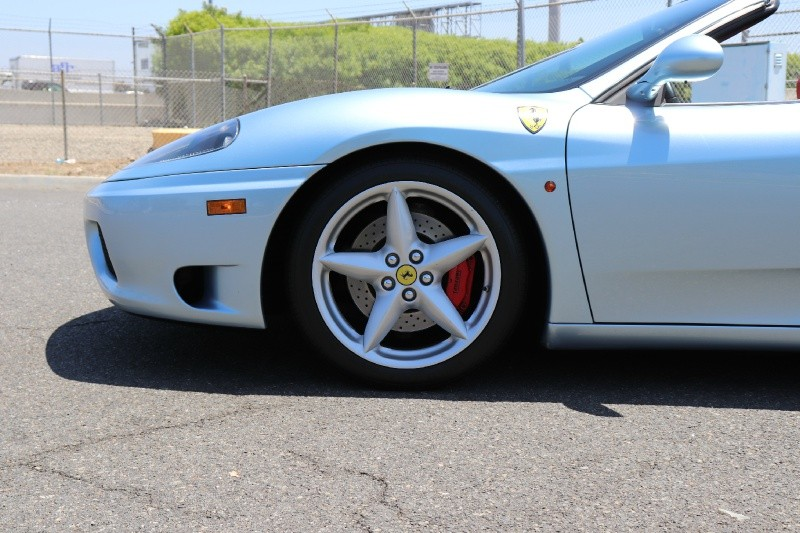 Ferrari 360 2002 price SOLD