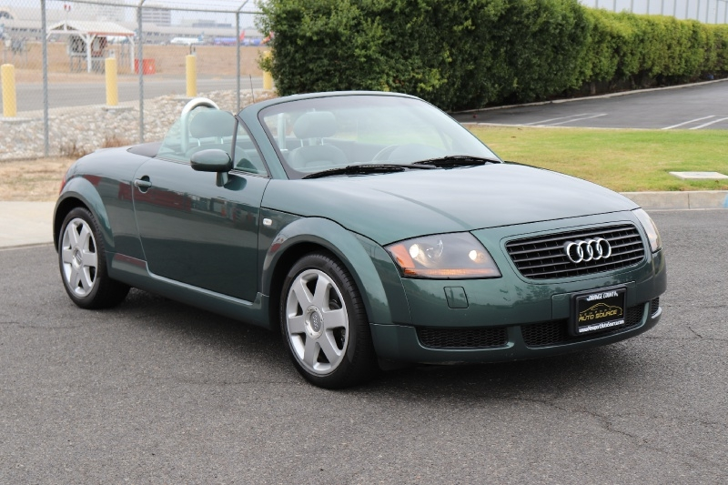 Audi TT Roadster 2001 price SOLD